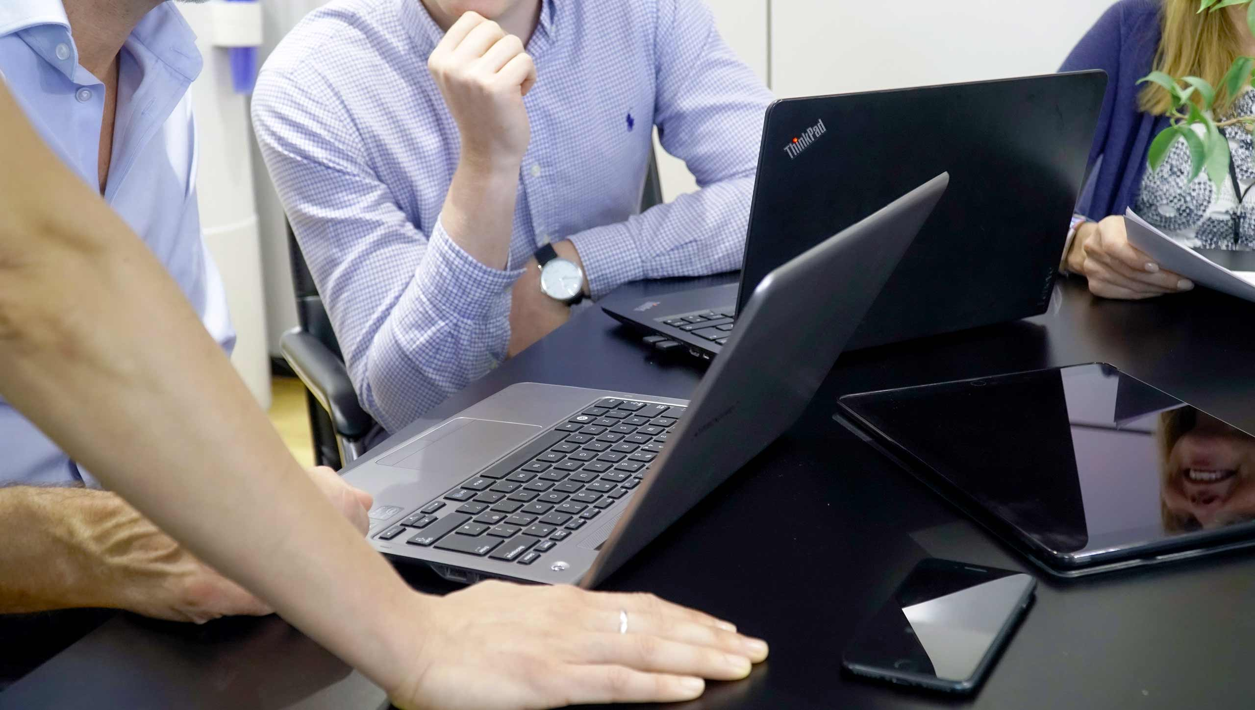 Laptops-Meeting