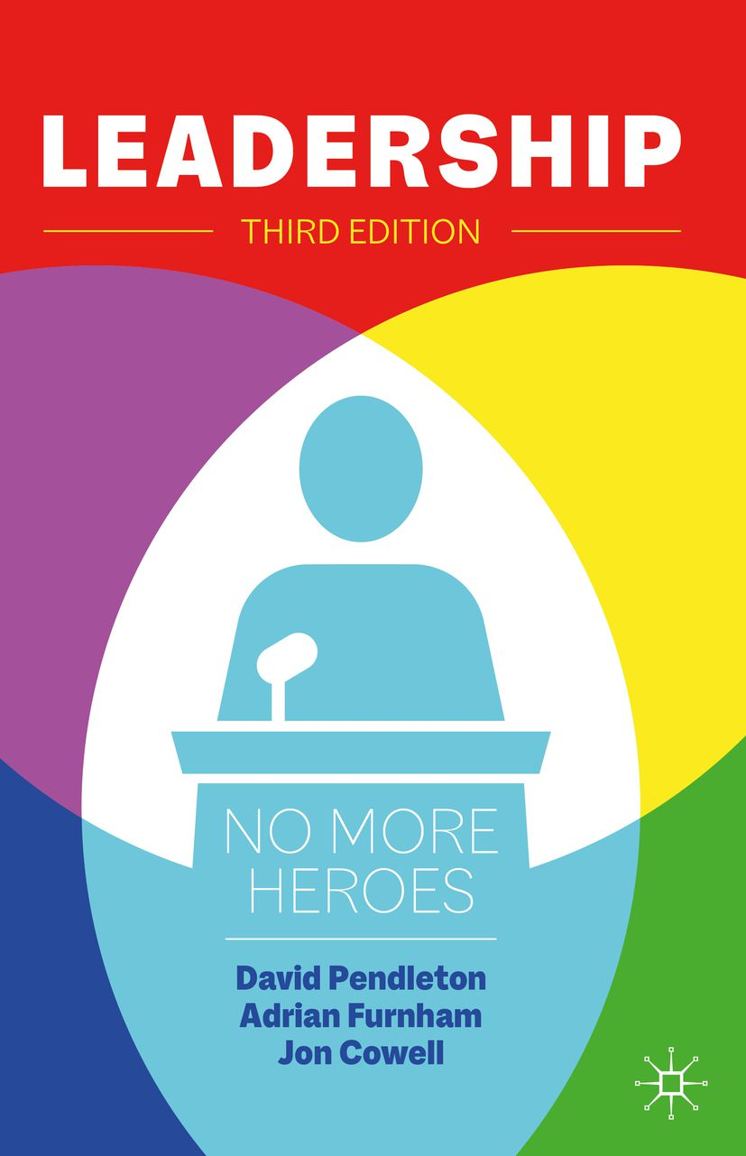 Leadership: No More Heroes book cover image